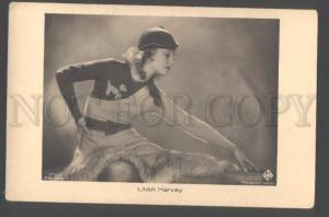 103493 Stylish Lilian HARVEY Famous MOVIE ACTRESS SINGER PHOTO