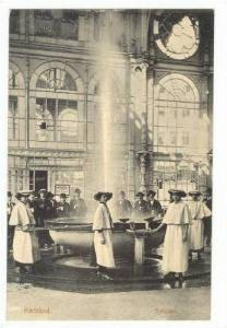 Sprudel, KARLSBAD, Czech Republic, 1900-1910s
