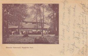 NAPERVILLE , Illinois, 1909 ; Ebenezer Tabernacle , Naperville Park