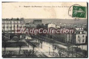 Old Postcard Nogent Nogent Panorama