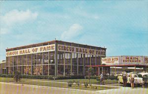 Florida Sarasota Entrance Building To The Circus Hall Of Fame