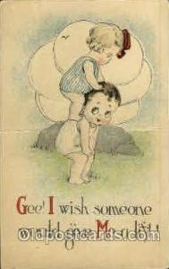 Rose O'Neill, pop out Kewpies Postcard Post Card pop out Mermaid Rose O'Neill...