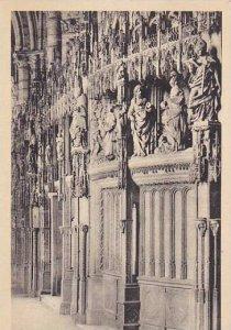 France Chartres La Cathedrale Cloture du Choeur