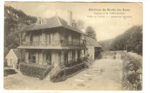 Pontaubert, Yonne department , Burgundy, France, 00-10s: Hotellerie du Moulin...