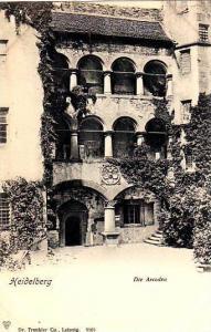 Die Arcaden, Heidelberg (Baden-Württemberg), Germany, 1900-1910s