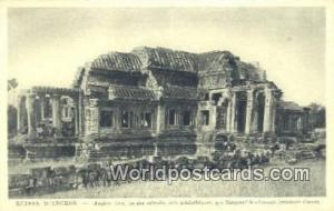 Ruines D'Angkor Cambodia, Cambodge Angkor vath, un des edicules Ruines D'Angk...