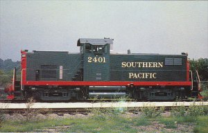 Southern Pacific Railroad Locomotive No 2401 ALCO C-415