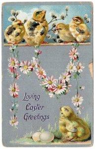 Loving Easter Greetings