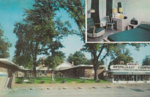 MORGANFIELD , Kentucky, 40-60s; Bel Air Motel & Restaurant