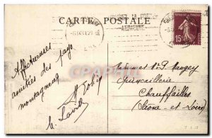 Old Postcard Grenoble L & # 39isere and Moucherotte