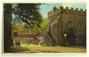 tp1730 - Warders Tower , Blanchland , Northumberland - postcard