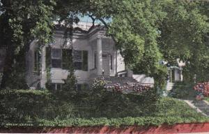 Mississippi Natchez Green Leaves Built 1812