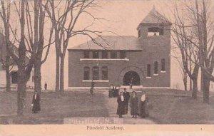 New Hampshire Pittsfield Pittsfield Academy 1907