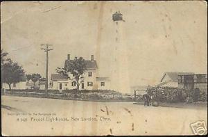 New London, Conn., Pequot Lighthouse (1912)