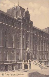 Belgium Erquelinnes Arts et Metiers Pavillon Central