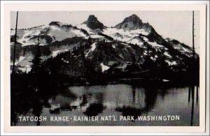 Tatoosh Range, Rainier Nat'l Park WA
