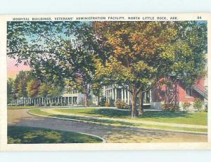 Unused Linen HOSPITAL SCENE North Little Rock Arkansas AR W2792