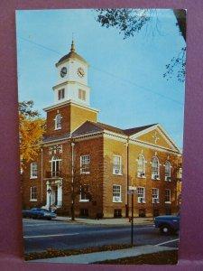 Old Postcard Dover, DE Court House