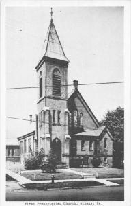 19896 PA, Athens, First Presbyterian Church