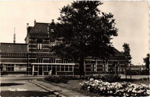 CPA Tiel Station NETHERLANDS (728738)