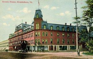 VT - Brattleboro. Brooks House