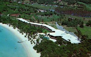 Caravelle Beach Hotel,Saint Anne,Guadeloupe BIN