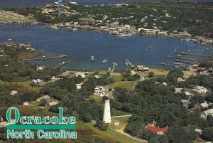 Ocracoke Lighthouse North Carolina