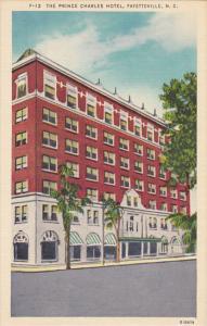 Prince Charles Hotel Fayetteville North Carolina