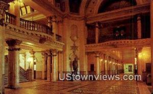 Main Floor, Montana State Capitol Helena MT Unused