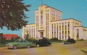 Canada Quebec Shawinigan Hotel de Ville City Hall