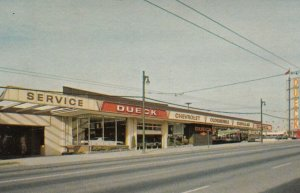 BC: VANCOUVER , B.C. , Canada , 19-60s ; DUECK Car Dealership