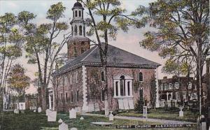 Christ Church Alexandria Virginia