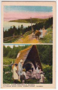 Oxcart, Gaspe Peninsula PQ