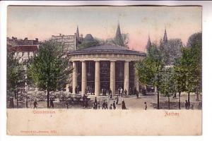 People, Hotel, Elisenbrunnen, Aachen, Germany,
