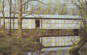 Richland County Covered Bridge #1 Rome Ohio