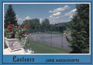 Massachusetts Lennox Tennis Courts At Lenox