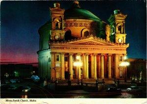 CPM AK Mosta Parish Church MALTA (881780)