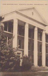 Arkansas Arkadelphia Cone Bootoms Hall Ouachita College Albertype