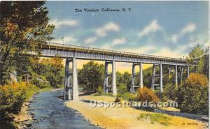 The Viaduct Callicoon NY Unused