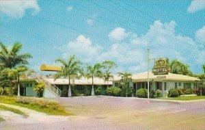 Florida Saint Petersburg El Rio Motel 1958