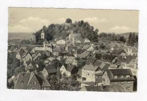RP  Lindenfels , Bergstraße district, Hesse, Germany. PU-1950s Hohenluftkurort