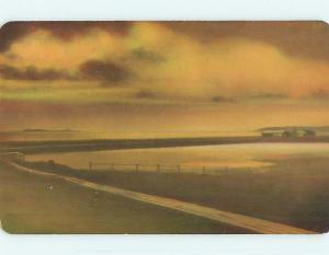 Pre-1980 TOWN VIEW SCENE Riviere-Du-Loup Quebec QC p9947