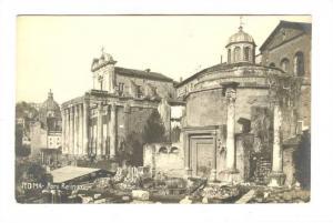 RP, Foro Romano, Roma (Lazio), Italy, 1920-1940s