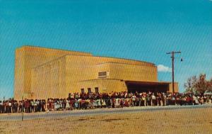 Utah Brigham City Intermountain School Auditorium