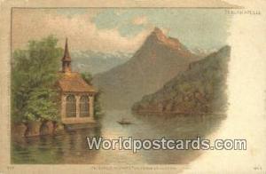Tellskapelle Swizerland, Schweiz, Svizzera, Suisse  Tellskapelle