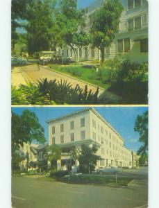 Pre-1980 DEERMONT HOTEL St. Petersburg Florida FL HQ2983