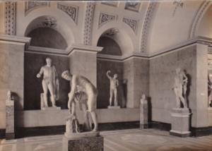 Germany Muenchen Glyptothek am Koenigsplatz Heroen Saal Photo