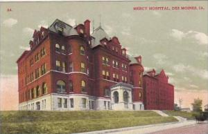 Iowa Des Moines Mercy Hospital