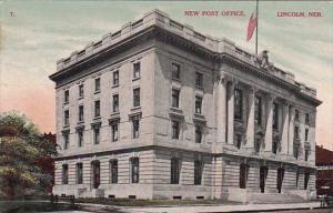 Nebraska Lincoln New Post Office