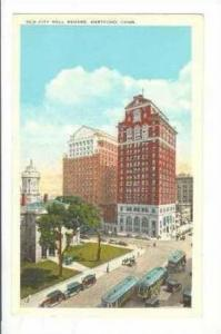 Old City Hall Square, Hartford, Connecticut, 00-10s